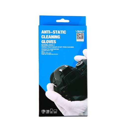 VSGO Anti-Static Cleaning Gloves Nylon Polyurethane Coating